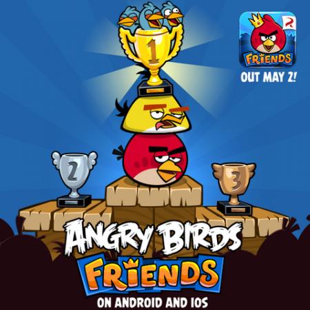 Angry Birds Friends скачать на андроид