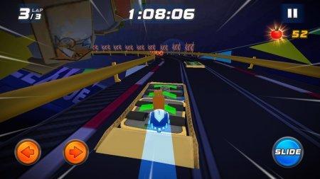 Turbo Racing League android - скачайте прямо сейчас