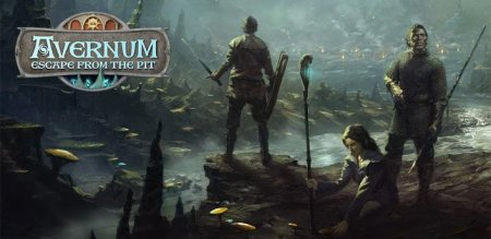 Avernum escape from the pit android