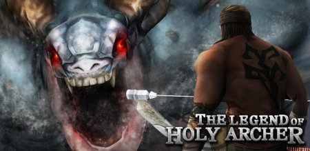 The legend of holy archer для android