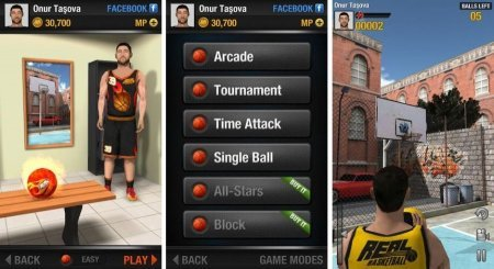 Real Basketball Android