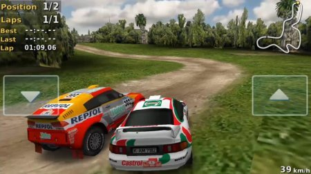 Pocket rally на андроид