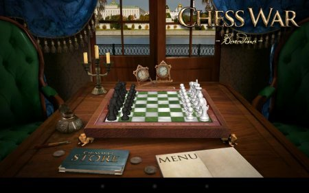 Chess war borodino android