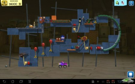 Crazy Machines Goldengears THD для Android