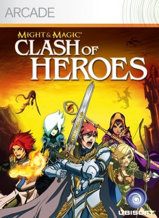 Might and magic clash of heroes на андроид