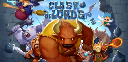 Clash of Lords на Android