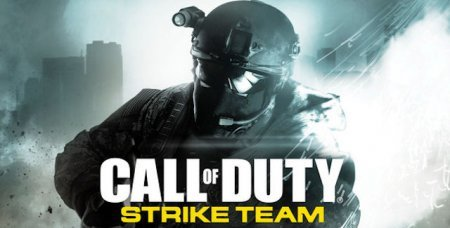 Call of duty strike team для андроид