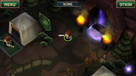 Tiny Legends Heroes Android