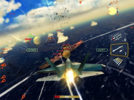 Sky gamblers air supremacy на андроид