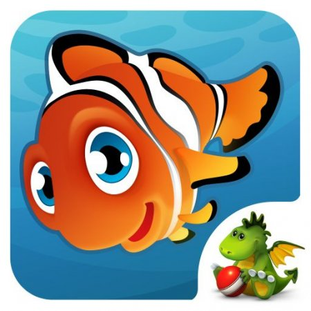 Pocket Fishdom Андроид
