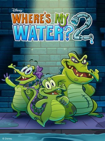 Where's my water 2 android