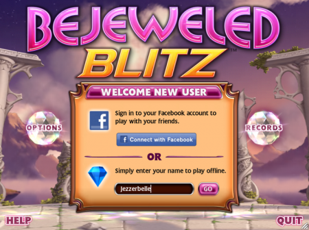 ��������� ����������� ������ � ����������� - ���������� ���� Bejeweled Blitz �� Android!