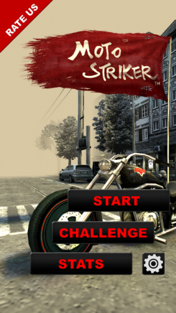Moto Striker HD для Android