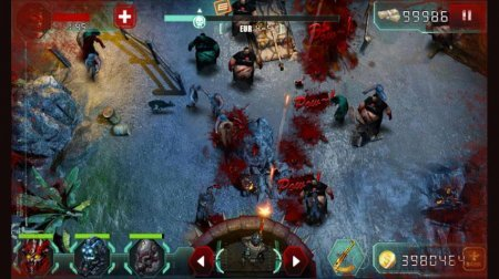 Zombie World War Android