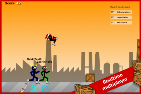Stick Run Mobile Android