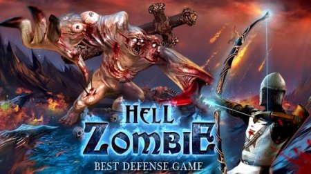 Hell zombie android