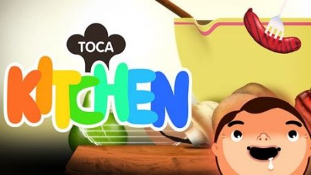 Toca Kitchen андроид