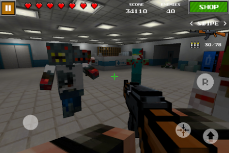Pixlgun 3D - Survival Shooter андроид