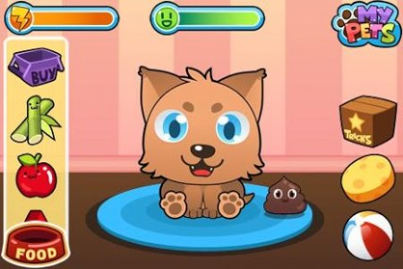 My Virtual Pet Game Android
