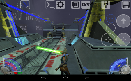 Jedi Academy Touch android