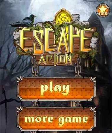 Escape action android