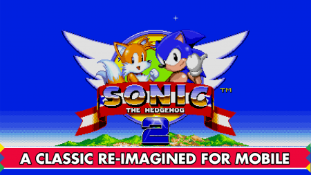 Sonic the Hedgehog 2 Android