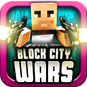 BLOCK WARS Mine Mini Shooter android