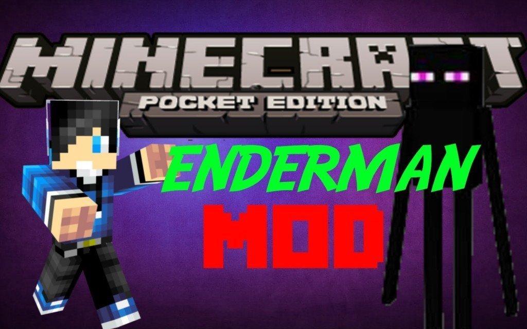Скачать на андроид игру enderman minecraft edition