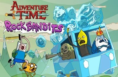 Rock Bandits Adventure Time android