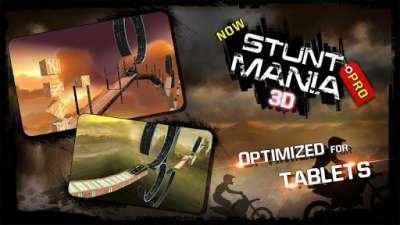 Stunt Mania 3d android