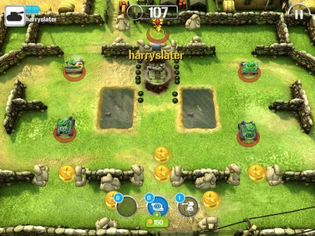 Tank battles android