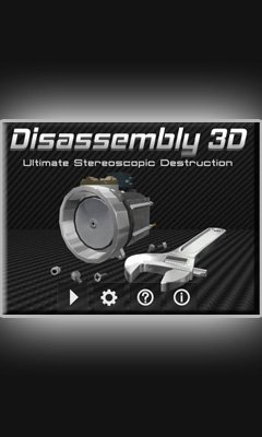 Disassembly 3d android