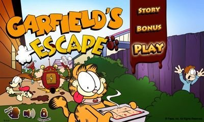 Garfield's Escape на Aндроид