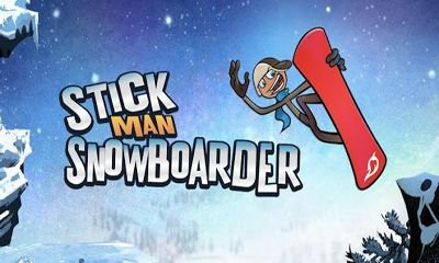 Stickman Snowboarder android
