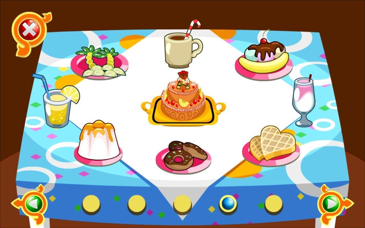 Праздничный стол рисунок для детей