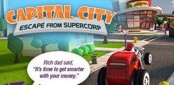 Capital City на Андроид
