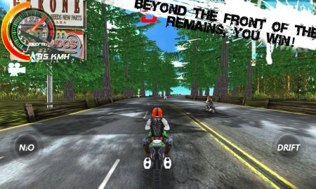 Speed moto2 android