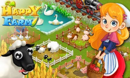 � Happy Farm - Candy Day ������������ ���� ��������� ��������!
