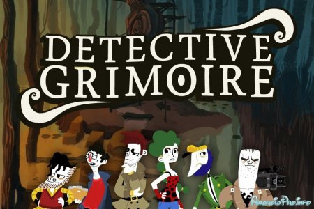Detective Grimoire Android