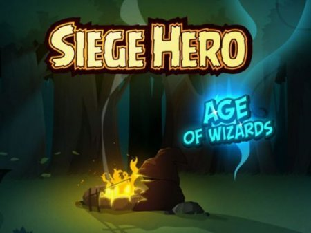 Siege Hero Wizards на Андроид