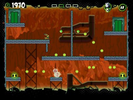 Ben 10 Cavern Run Android