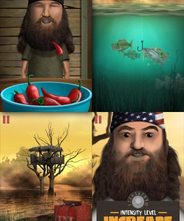 Duck Dynasty: Battle of the Beards на Андроид