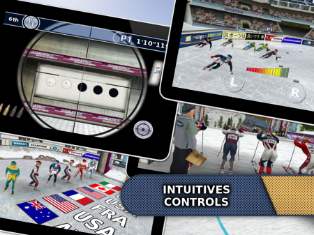 Athletics Winter Sports android
