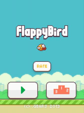 Flappy Bird андроид