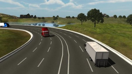 Truck Simulator Grand Scania на Андроид