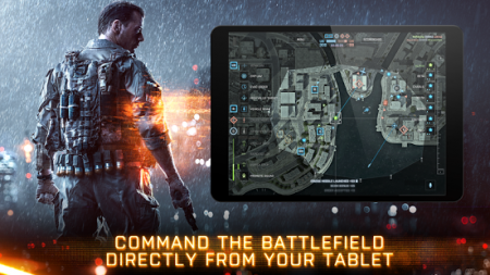 Battlefield 4 commander android
