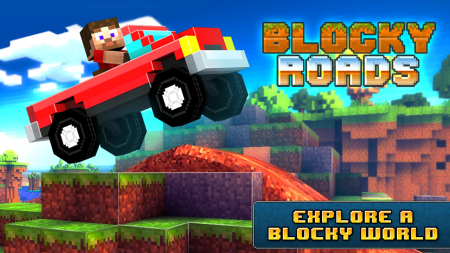 Blocky roads android