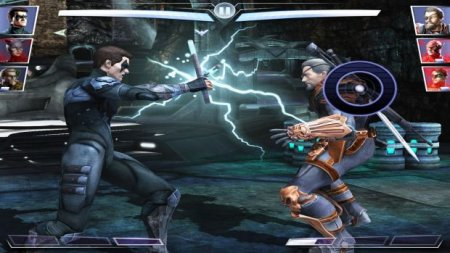 Injustice Gods Among Us android