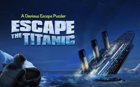 Escape the Titanic Андроид