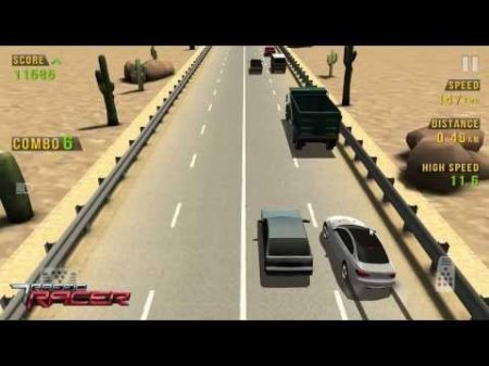 Traffic racer android